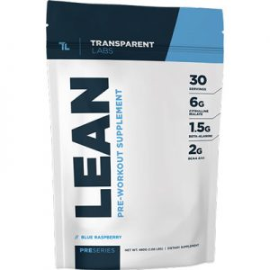 The Transparent Labs LEAN