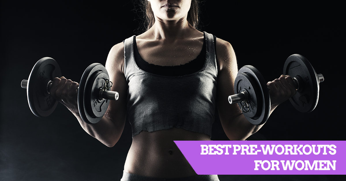 A guide to the best female pre workouts