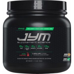 The Jym Supplement Science Pre-Jym
