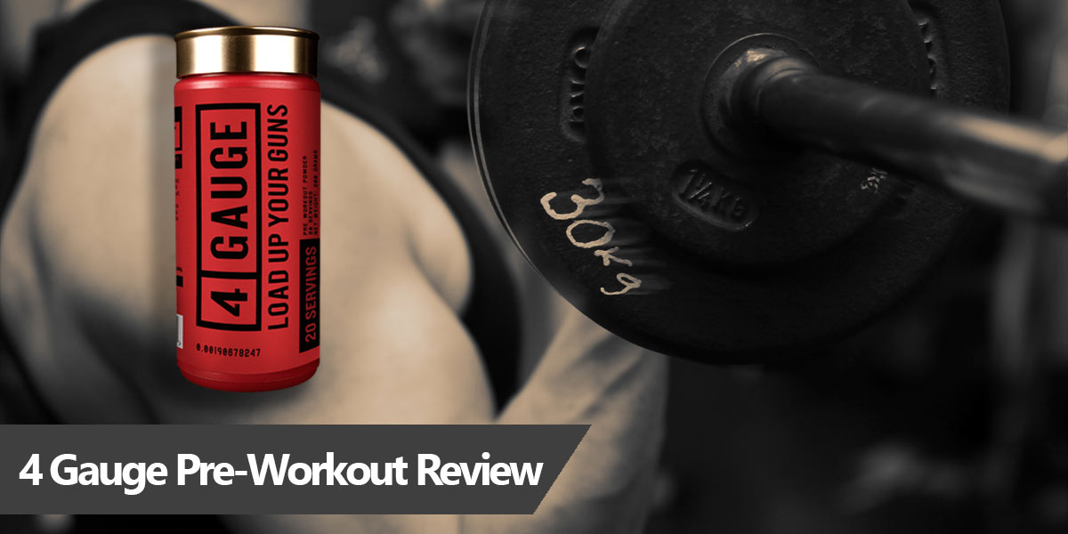 4 Gauge preworkout review