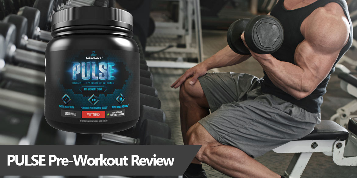 Legion Pulse Pre-Workout Review
