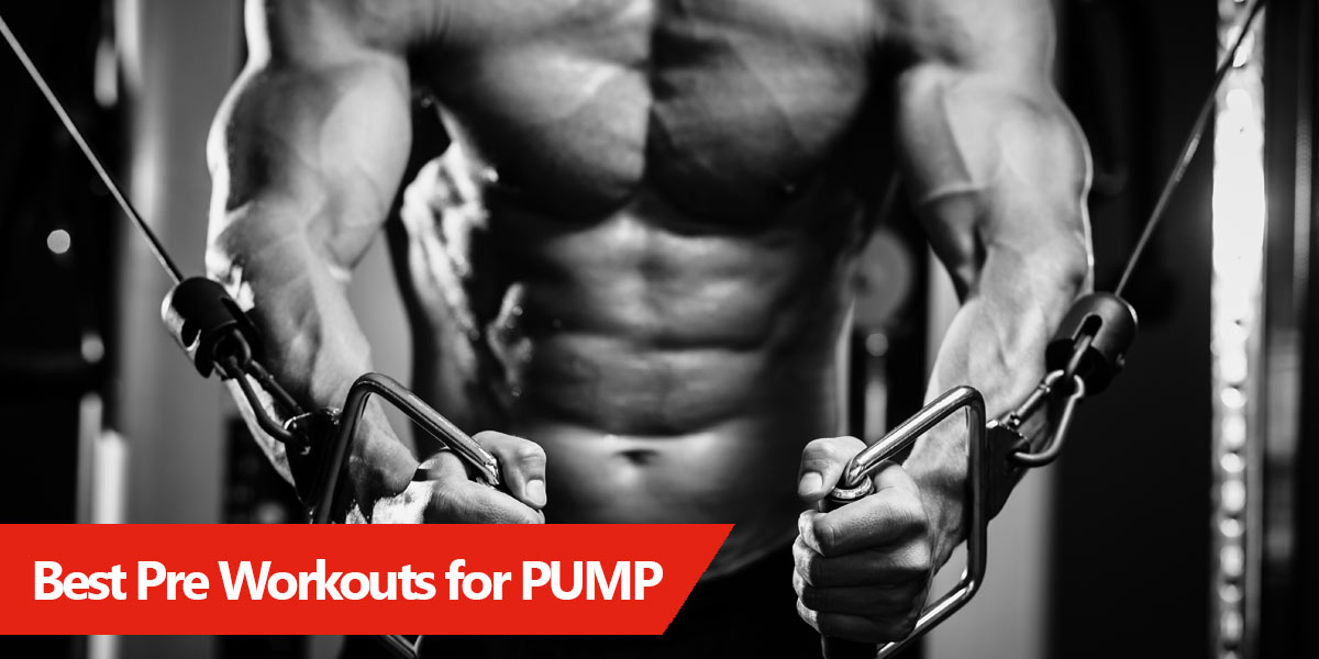 A guide to pre workouts for pump